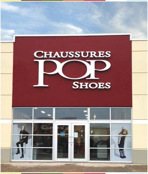 Franchise Chaussures Pop
